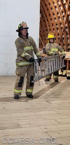 Ladder carry